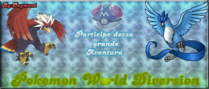 Pokemon World Diversion
