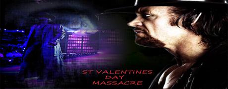 WWE ST Valentine Day Massacre