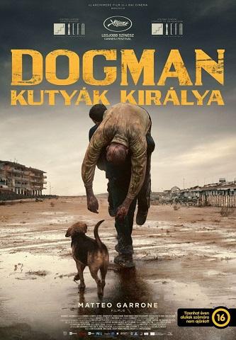 Dogman - Kutyák királya - Dogman 2018 720p