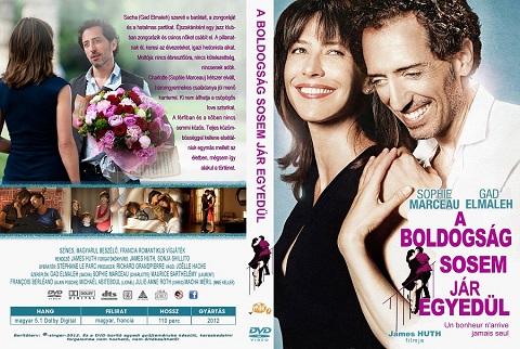 A boldogság sosem jár egyedűl-Un bonheur n'arrive jamais seul 2012 HD 720p