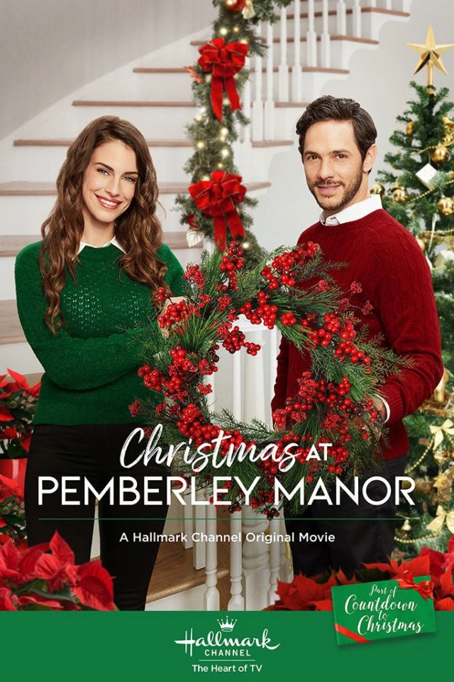 Noel à Pemberley (Christmas at Pemberley Manor 2018) Hallmark