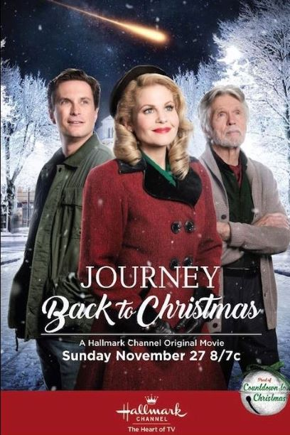Le temps d'un Noël (Journey back to Christmas 2016) Hallmark